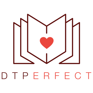 Book Design and Publishing Services - DTPerfect